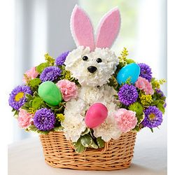 Hoppy Easter Flower Bouquet