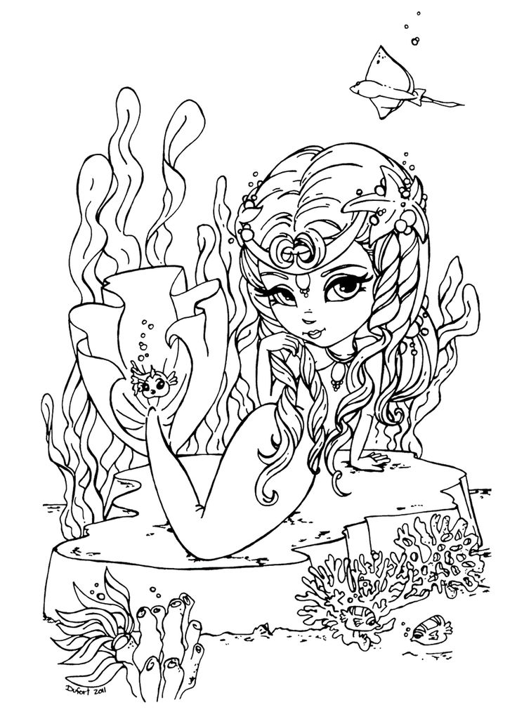 Little Protege By JadeDragonne On DeviantArt Find This Pin And More Coloring Pages
