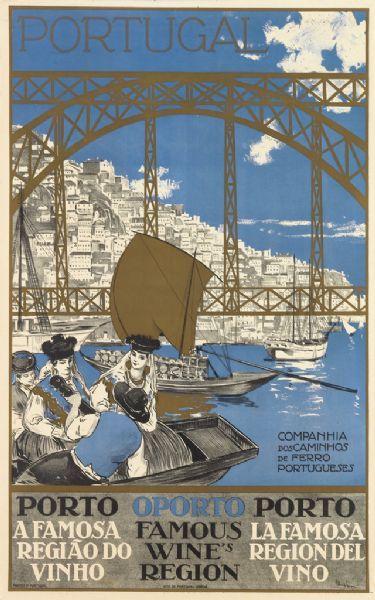Portugal - Porto - 1930's - (Alberto Souza) -