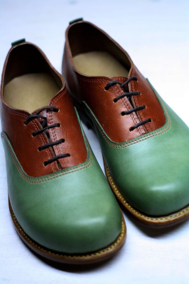 OXFORD SHOES - Number 39 (unique and exclusive pair, handmade welted shoes)