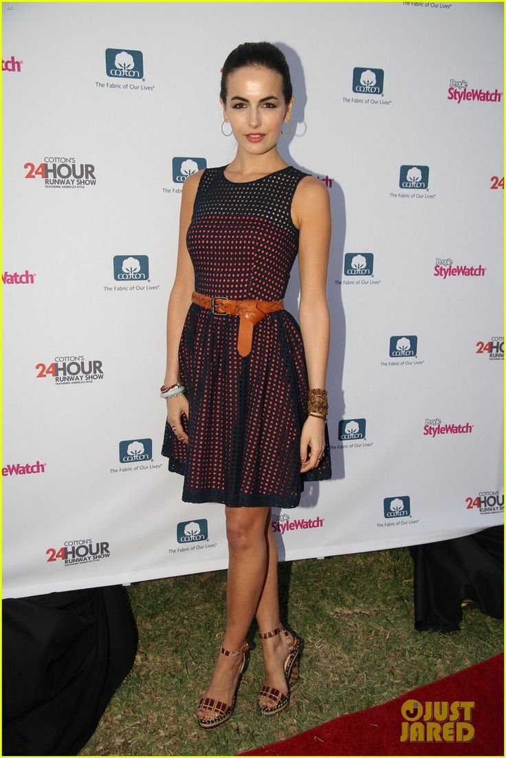 Tracey edmonds style fashion amp looks best celebrity style - Camilla Belle 24 Hour Runway Show Gal