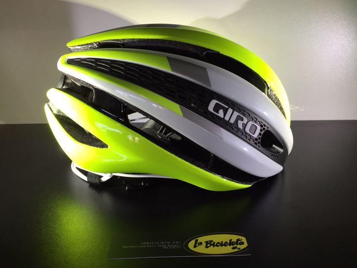 #casco #ciclismo #carretera #road #LaBicicleta GIRO SYNTHE MIPS