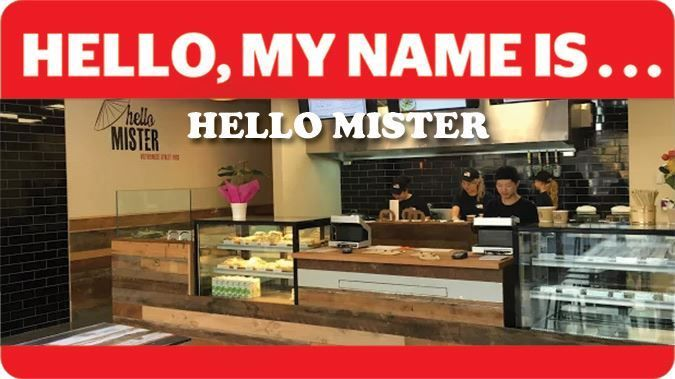 Hello, My Name is... Hello Mister