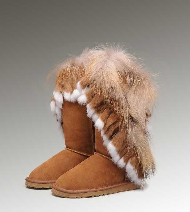 41 Best Uggs Fox Fur For Women Images On Pinterest Fox Fur Fox And Foxes