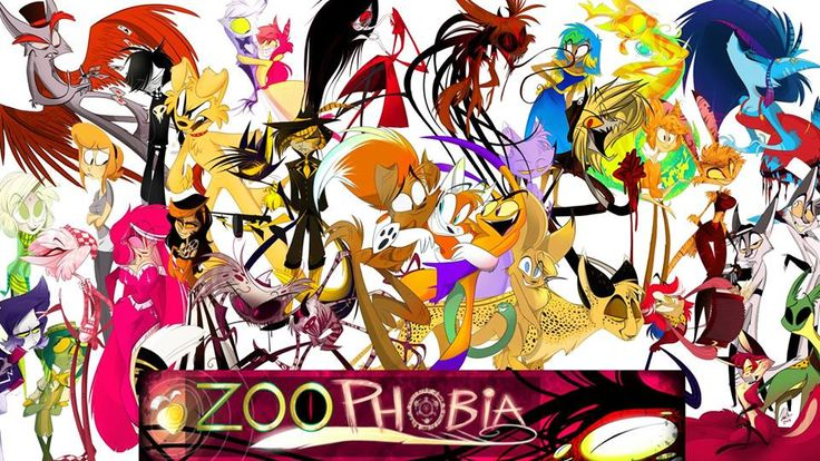 ZOOPHOBIA COMIC BLOG : Photo