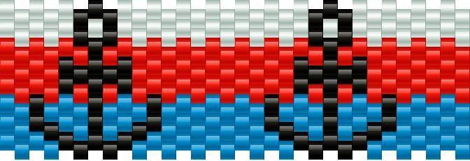 anchor bead pattern