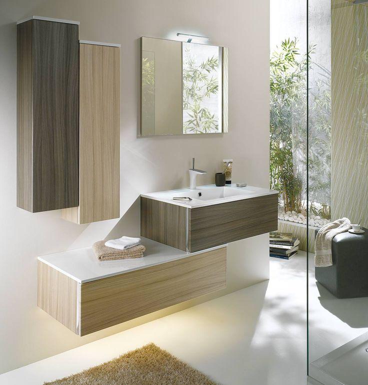 Meuble salle de bain aubade