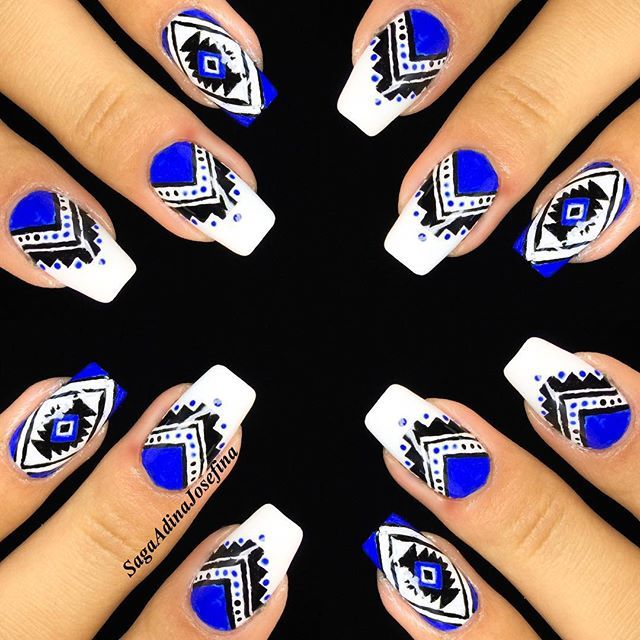 96 best Nail art images on Pinterest | Cute nails, Nail design and ...