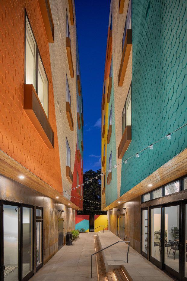 Economist Oz Architecture Architecture Apartment Communities