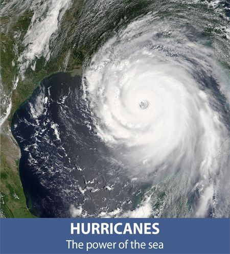 Hurricane Season, Grades 6-8 Learn How Hurricanes Are Formed, Tracked and Affected by Global Warming