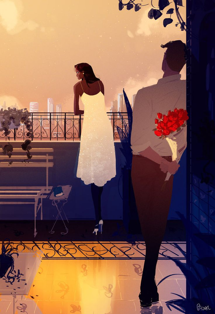 Date night by PascalCampion.deviantart.com on @DeviantArt