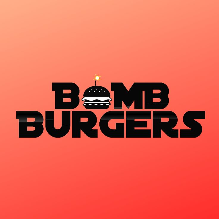 """Daily Logo Challenge Day 33⠀ ⠀ Today's prompt """"Burger Joint Logo""""⠀⠀  Today's prompt made me hungry, but, it is Friday, so celebrate with a burger.  #dailylogochallenge #burgerjoint #brisbanecity #burgerjointlogo #brisbanepics #bombburgers #friday #brisbaneburgers #dailylogo #photo #logo #graphicdesign #akwriting #brisbane #newstead #iloveburgers #brisbanemarketing #graphic #photoshop #logodesign #logonew #designinspiration #logochallenge #logoshare"""