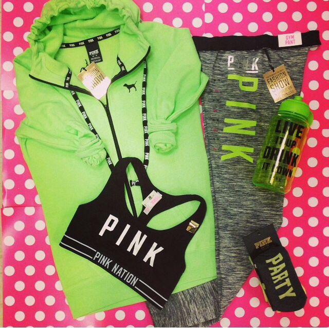 Pink Victoriau0026#39;s Secret | Fashion (clothing ) | Pinterest | Victoria secret Clothes and vs Pink