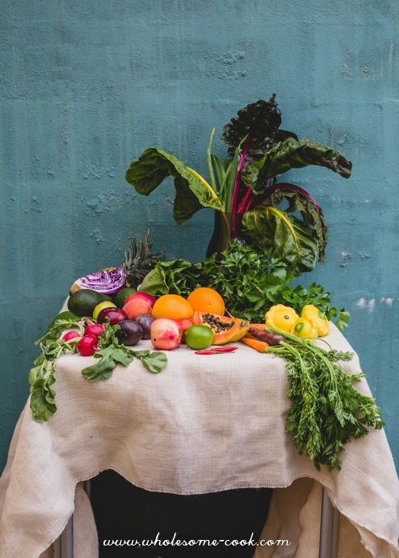 5 Simple Ways to Get More Veggies and Fruit into Your Diet - http://wholesome-cook.com/2017/05/04/5-simple-ways-to-get-more-veggies-and-fruit-into-your-diet/