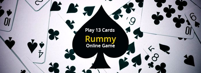 Perfect Way to Play 13 Cards Rummy Online Game
