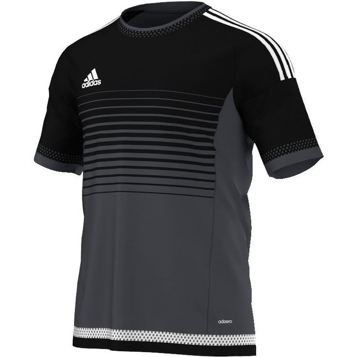Adidas Men S Campeon 15 Soccer Jersey With Images Adidas Shirt Activewear Sale Mens Attire