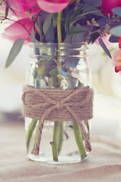 #wedding #budget friendly idea #des matières simples et de la récup'