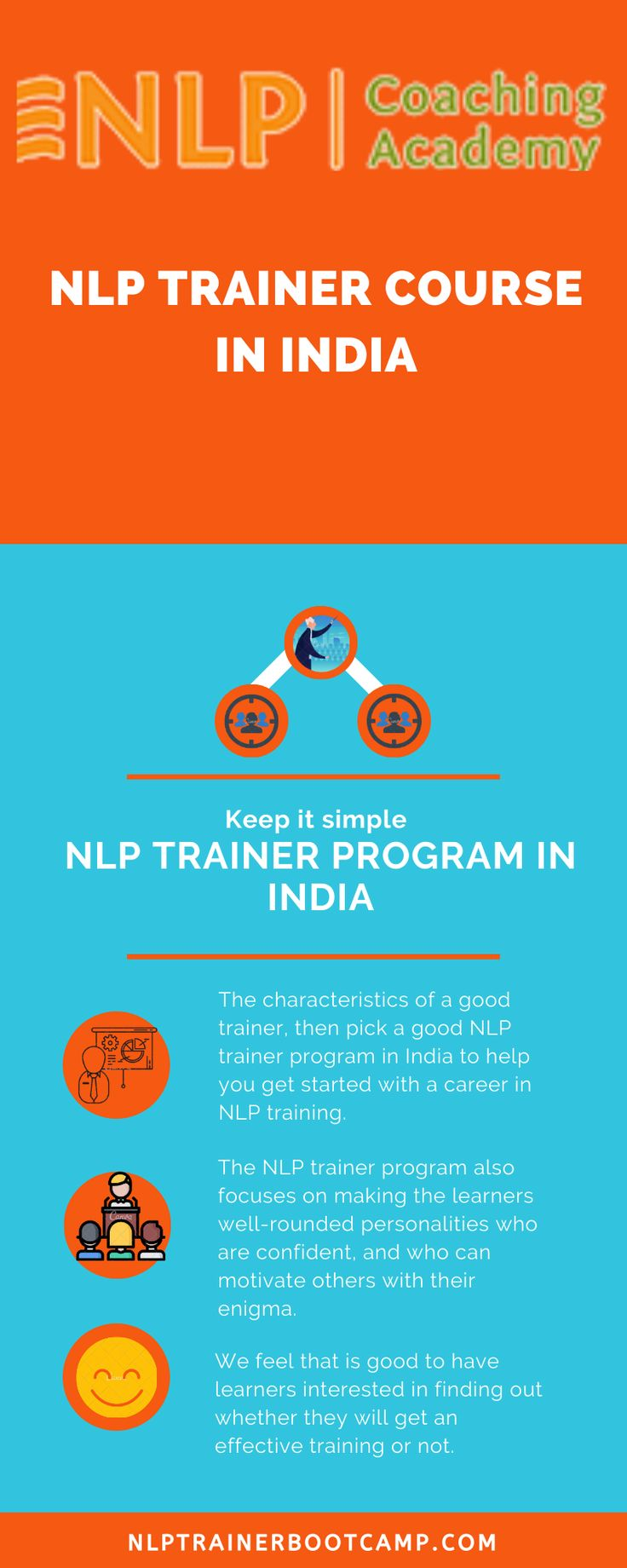 NLP Trainer Boot camp India provides a full range of ...