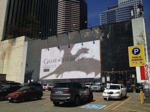 More creatively brilliant outdoor advertising