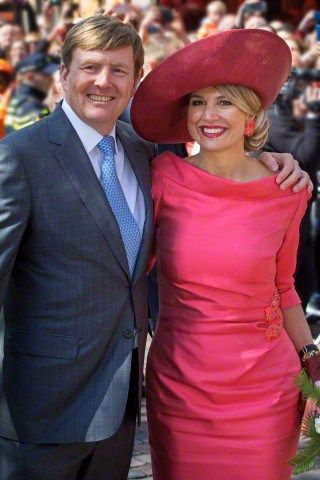 Queen Máxima, she has the best royal style of all of them!