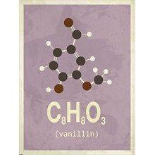 Molekyle Vanilje 30x40 fra Incado