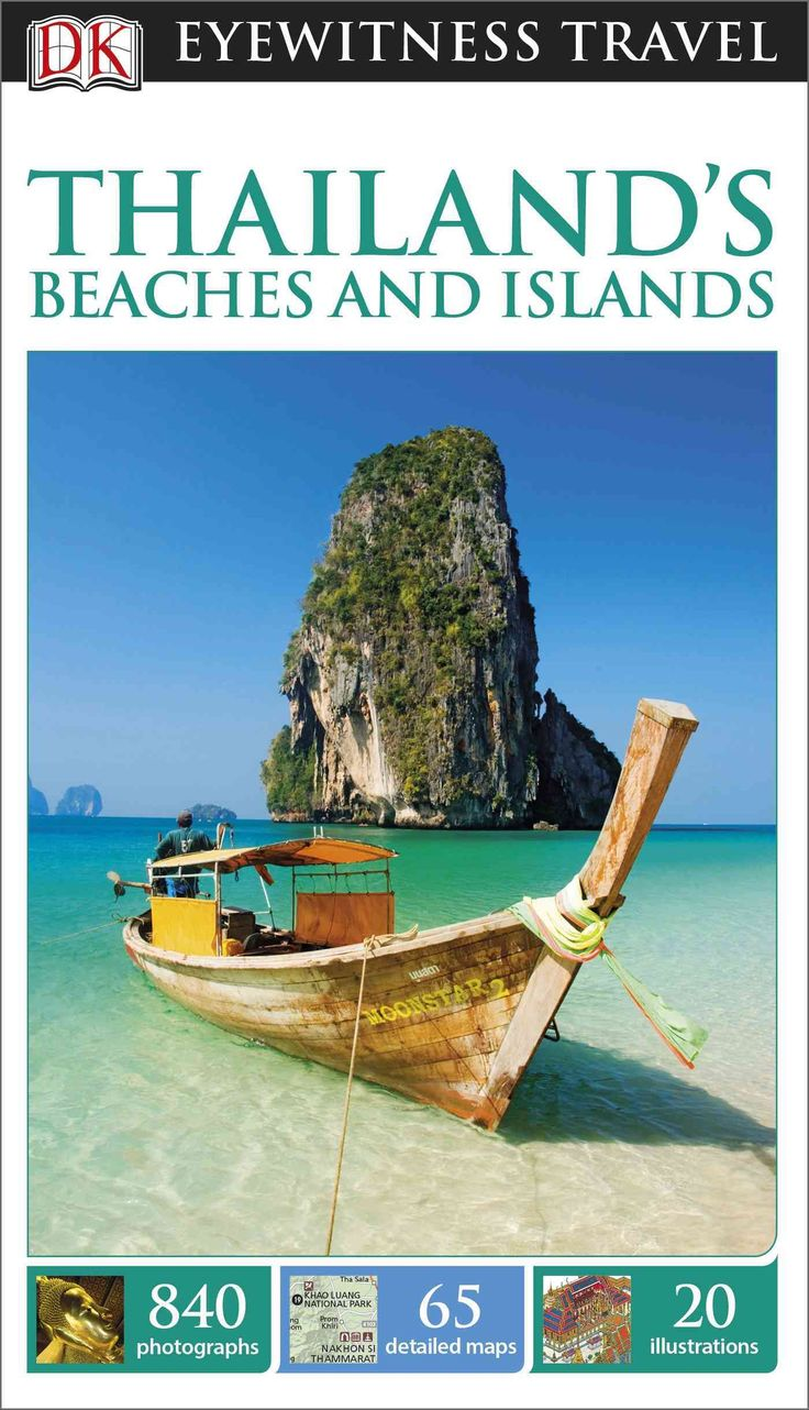 DK Eyewitness Travel Guide: Thailand's Beaches and Islands is your ideal companion for exploring this diverse and fascinating part of the world. Thailand's glorious beaches stretch over 2,000 miles of