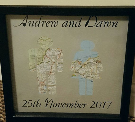 Check out this item in my Etsy shop https://www.etsy.com/uk/listing/502840556/framed-love-location-map-wedding-gift