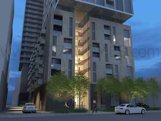 Coming soon One 58 Front condos. Get in touch with us for the daily updates and to book your apartment.