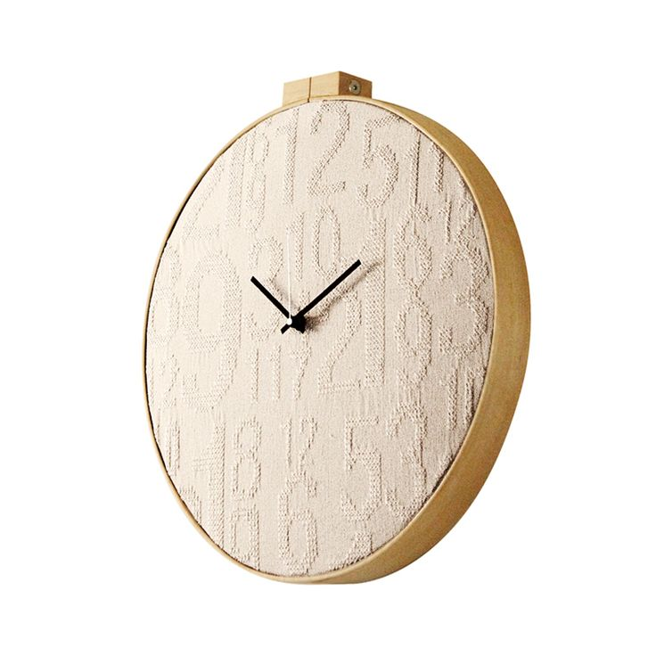 Best images about embroidered clocks on pinterest