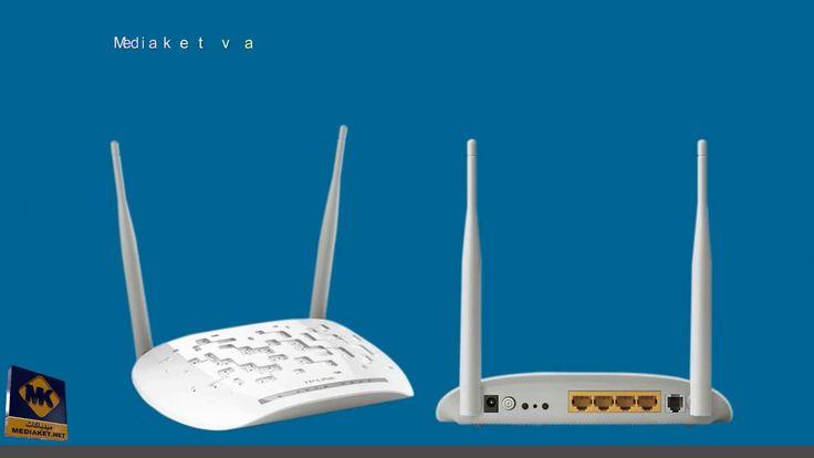 Configuration du modem  TP-LINK TD-W8961N en Français
