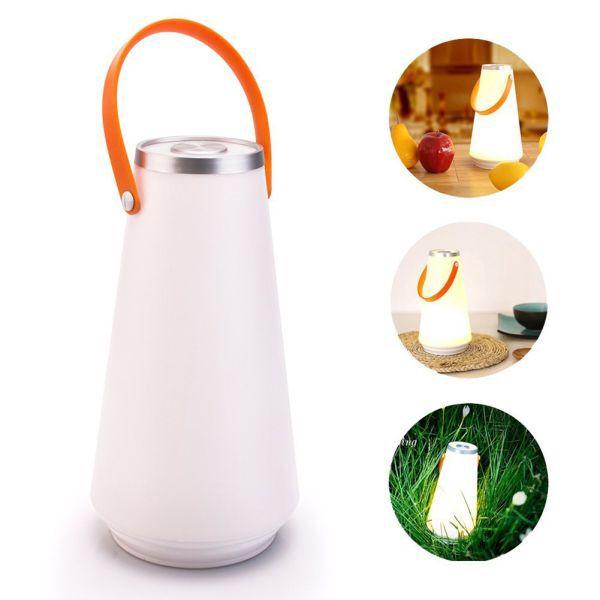 10 07 45 Rabatt Drahtlose Tragbare Laterne Dimmbare Nacht Licht Wiederaufladbare Lampe Touch S In 2020 Rechargeable Lantern Led Lantern Modern Led Ceiling Lights