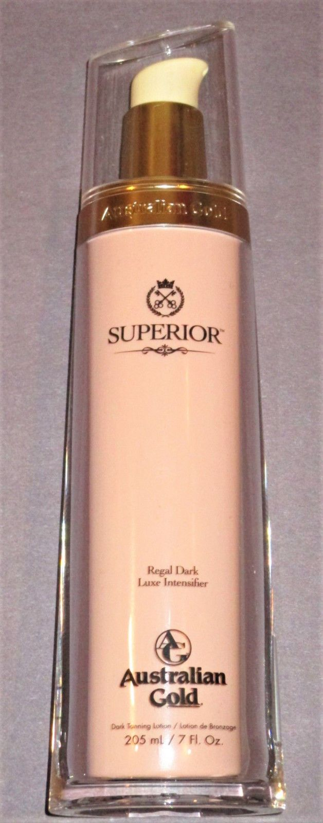 Tanning Lotion: 2017 Australian Gold Superior Regal Dark Luxe Intensifier Tanning Bed Lotion -> BUY IT NOW ONLY: $54.4 on eBay!