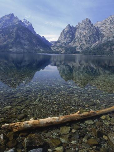 Jenny Lake, Grand Teton National Park, WY
