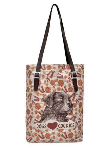Dogo Dogs&Cookies Omuz Çantası