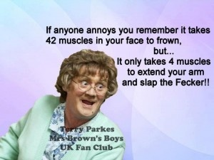Love mrs Brown. protect your photos-Free trial www.pcphotosafe.com