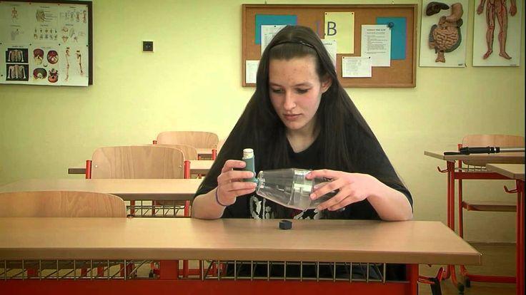 První pomoc 13. / při astmatickém záchvatu