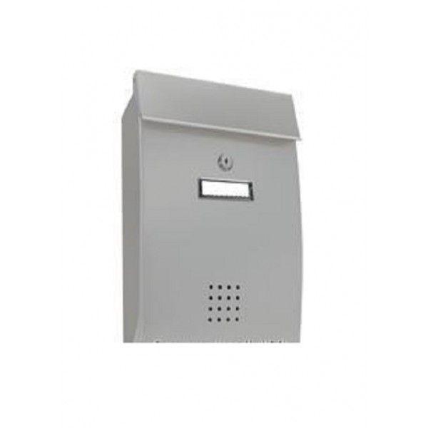 CASSETTA POSTALE POSTA BUCA LETTERE PECHINO grigio chiaro - Cassette postali - Casalinghi e Arredamento