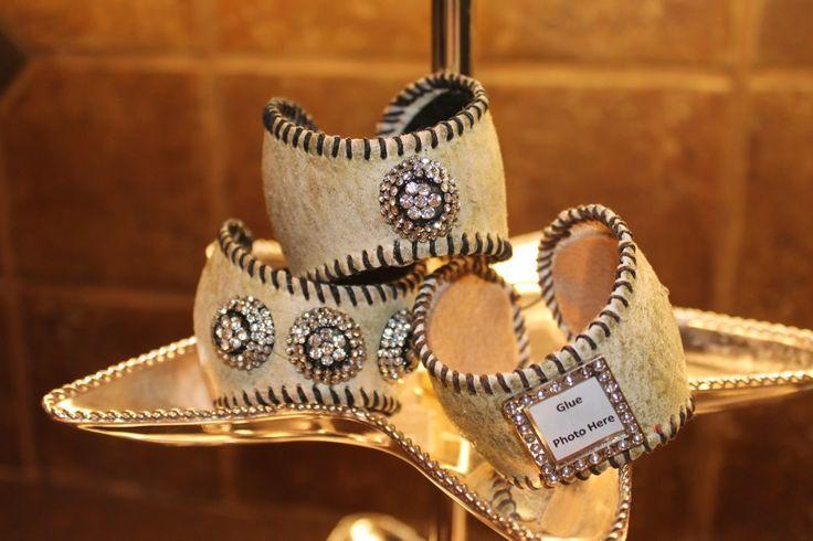 I made these Baseball Cuff Bracelets!!!!  http://www.themagicbrushinc.com