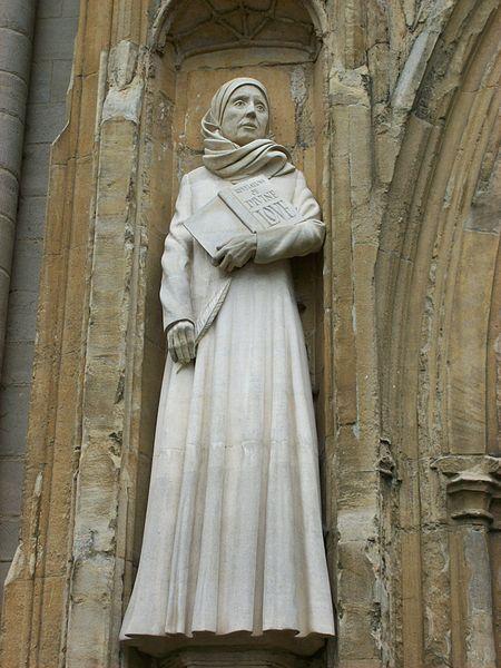 Dame Julian of Norwich If Julian of Norwich Were Your Professor