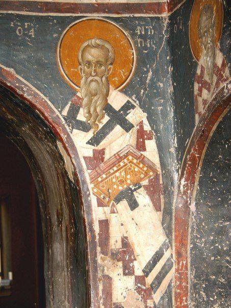 Иконописное Отделение official | ВКонтакте Церковь Св. Николая (Church of Saint Nicholas Orphanos), Салоники