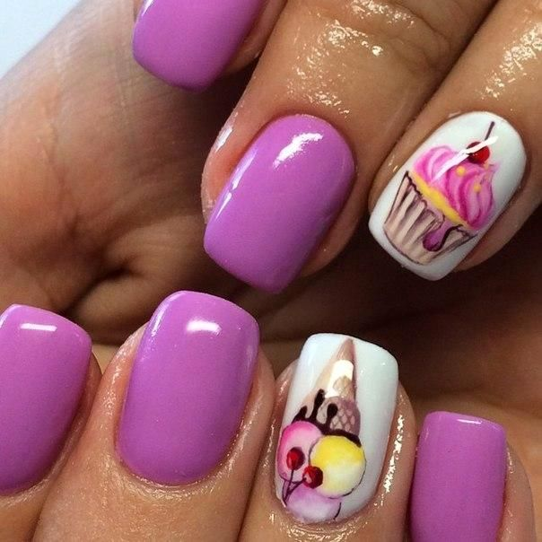 60 Birthday Nail Designs For Woman In 2019 Page 26 Of 60