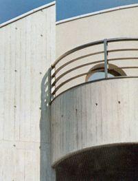 Casa Bicocchi - edificio per residenza e uffici con la collaborazione dell'architetto Paola Bastai