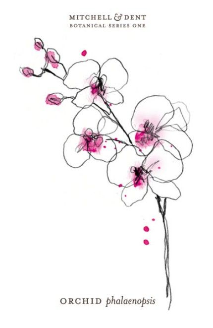 45 best orchid tattoos images on pinterest orchid tattoo orchids and tatoos - Orchideen tattoo vorlage ...