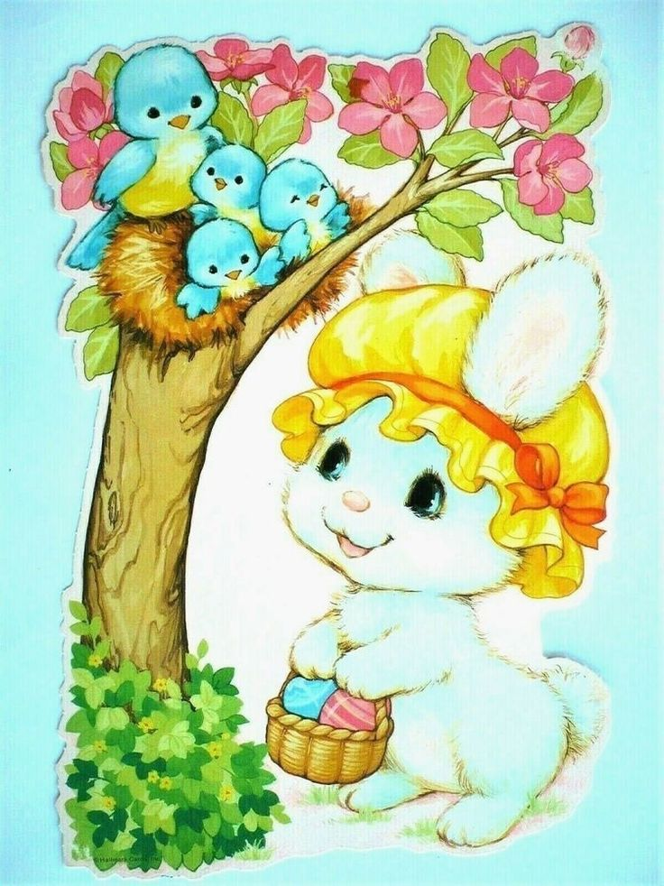 Pin by Kathy Barrera on bunnys Cute easter pictures
