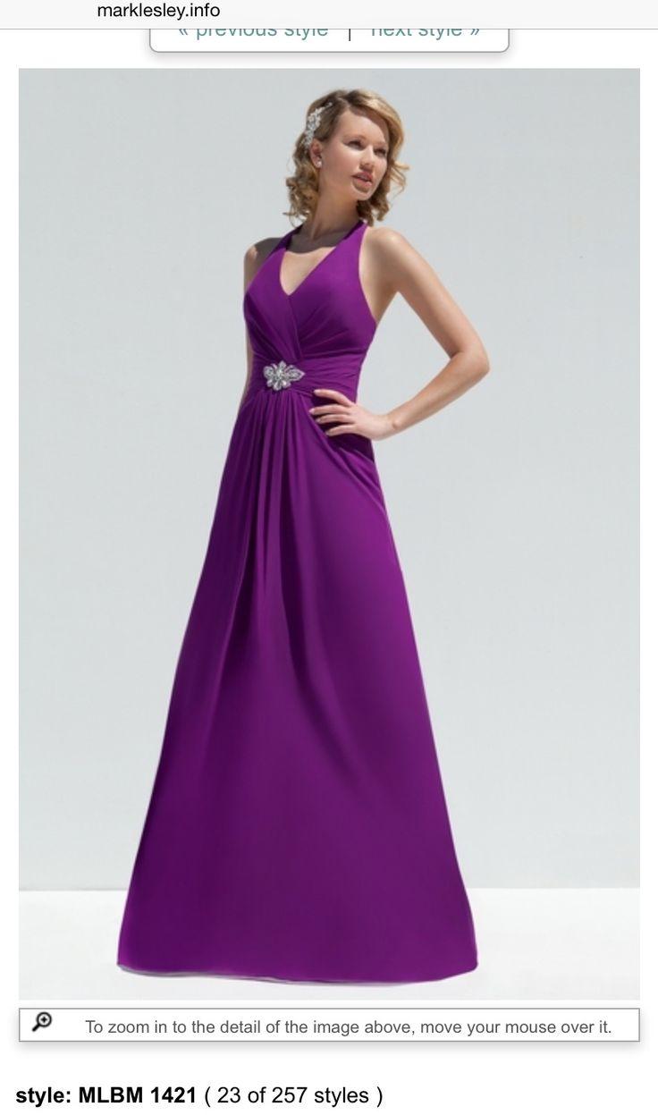 Mejores 11 imágenes de robe demoiselle d\'honneur en Pinterest ...