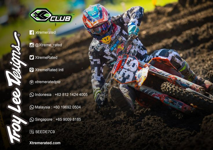 Shane McElrath #38   Troy Lee Designs Supercross/Motocross Team Rider    Troy Lee Designs MX18 Collections available now in all XClub Leading Stores   xtremerated.com    #xtremerated #xclub #troyleedesigns #moto #dirtbike