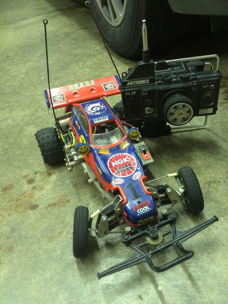Our old Bears race buggy  GO BEARS!!!