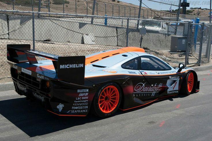 Top Gear-Sponsored McLaren F1 GTR Longtail For Sale