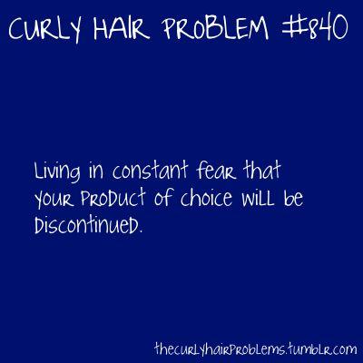 Curly Hair Problems...always
