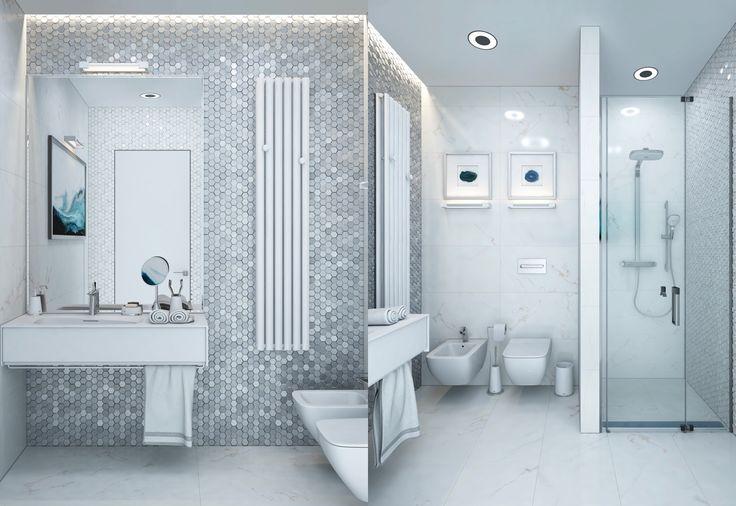 36 개의 현대 그레이 & 화이트 욕실 마음과 몸이 릴렉스 « 아름다운다락방미루